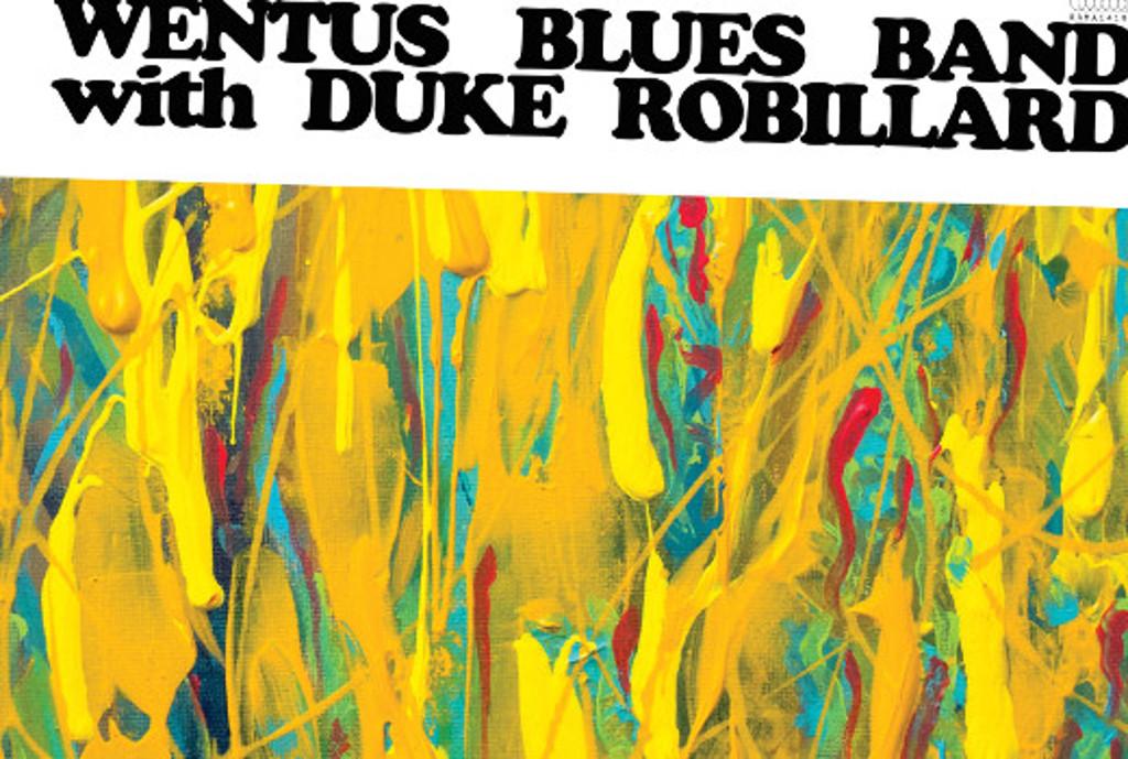 Wentus Blues Band kaikilla mausteilla
