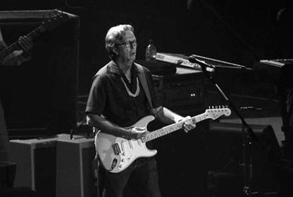 Eric Clapton tulee konsertoimaan Suomeen