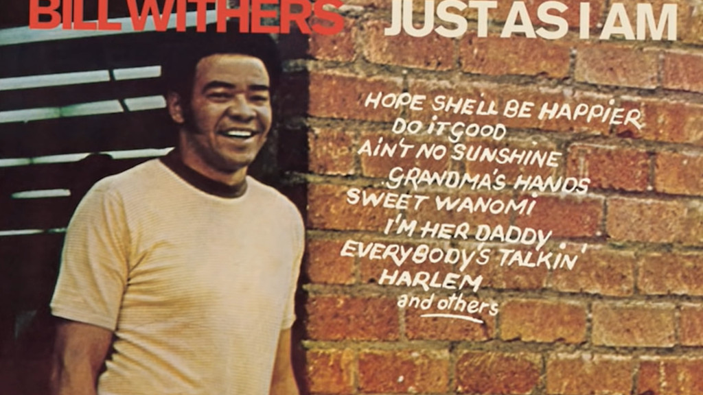 """Ain't No Sunshine"" – muusikko Bill Withers on kuollut"