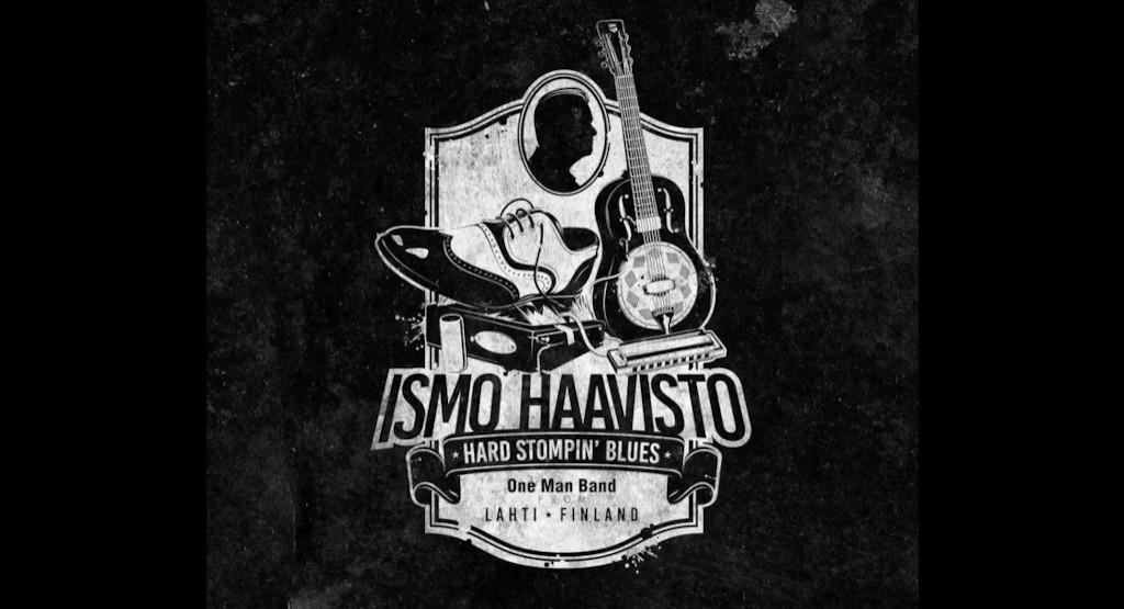 """Bluesartisti Ismo Haavisto: uusi levy """"Hard Stompin' Blues"""" ilmestyi"""