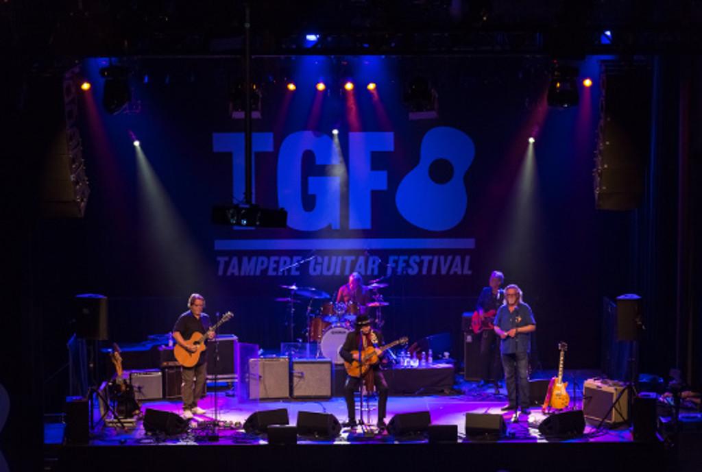 Tampere Guitar Festival uusii ohjelmansa, siirtyy syksyyn