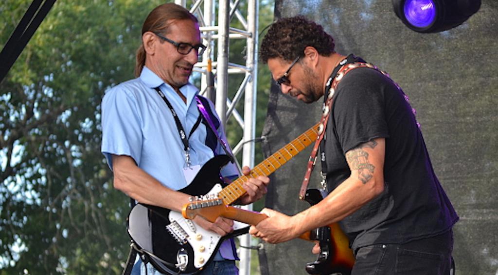 """Bluesmuusikko Slim Butler koronakiipelissä Floridassa – """"Alkaa jo olla kuumottavat oltavat"""""""