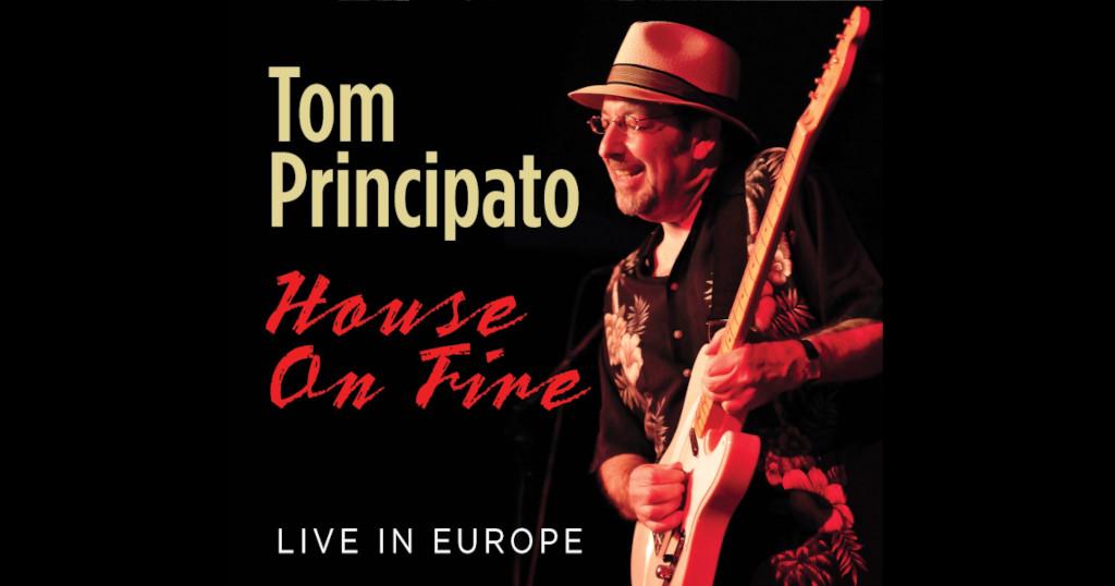 Tom Principato julkaisee kaksi uutuutta