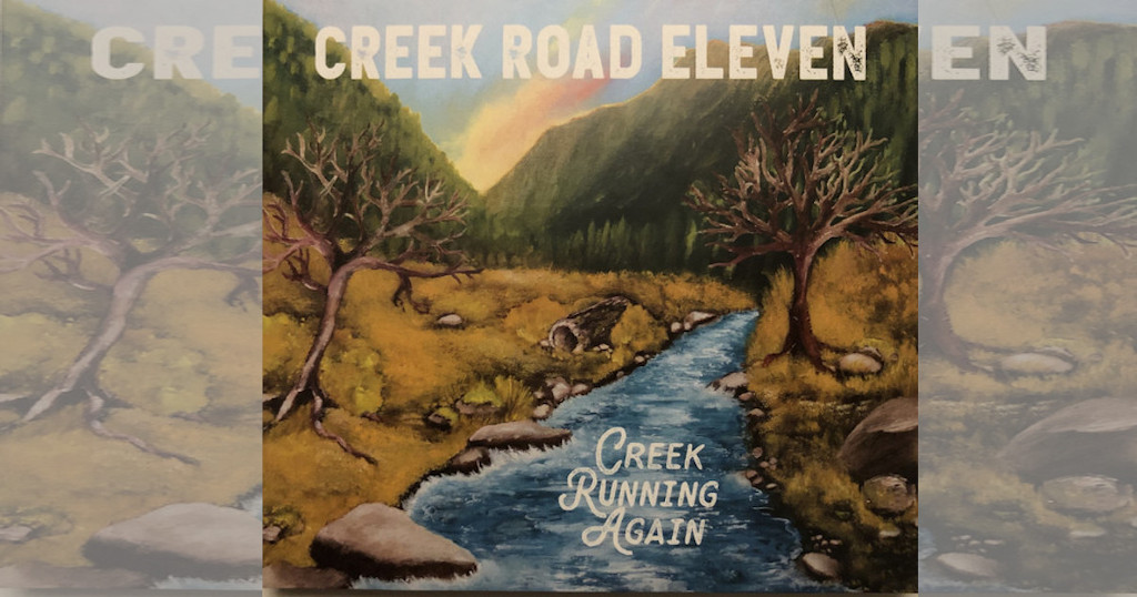 Creek Road Eleven – latupohja ja maisemat kunnossa