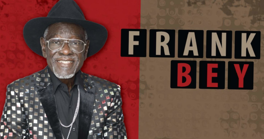 Bluesin herrasmies Frank Bey on poissa, mutta viimeinen levy voi vielä tuoda Grammy-palkinnon
