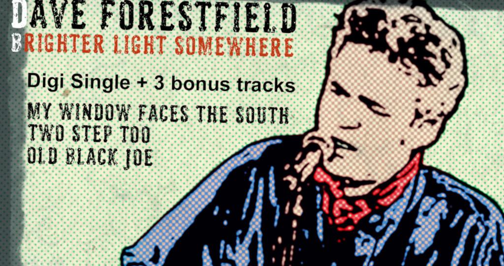 Dave Forestfield julkaisi uutta musiikkia – katso ja kuuntele
