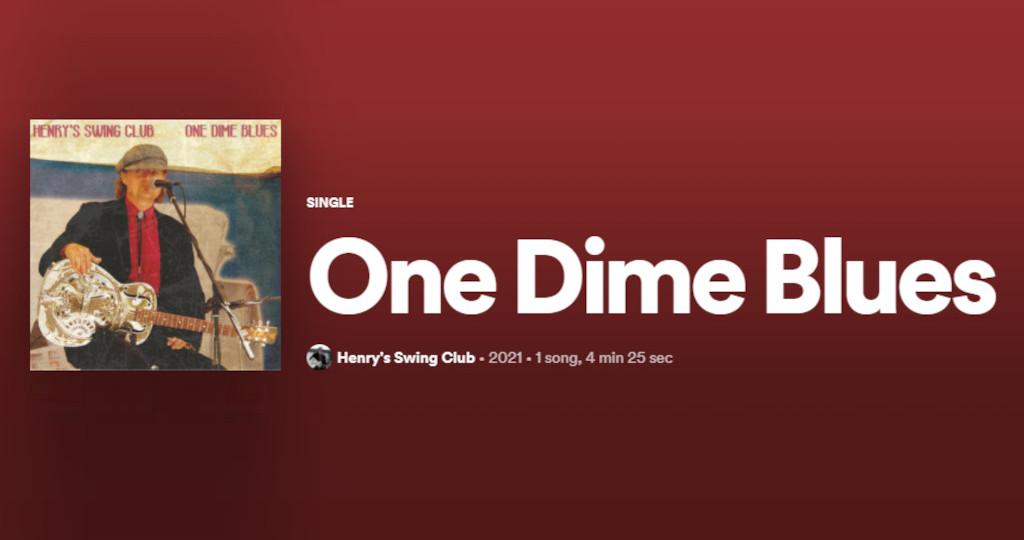 """Muusikon elämää sulkutilassa – Henry's Swing Club ja """"One Dime Blues"""""""