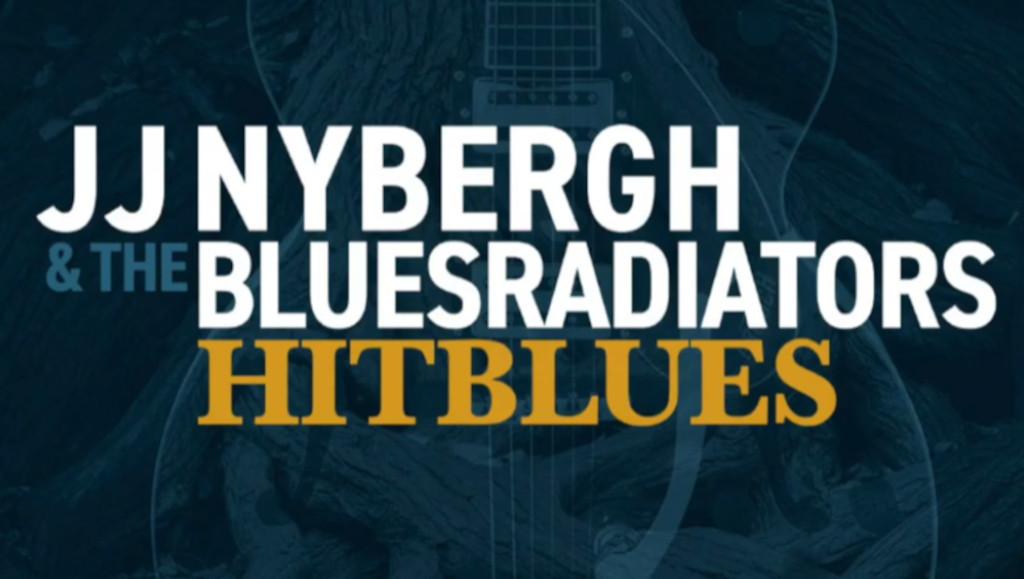 Tamperelainen JJ Nybergh & The Bluesradiators julkaisi uutta hittibluesia