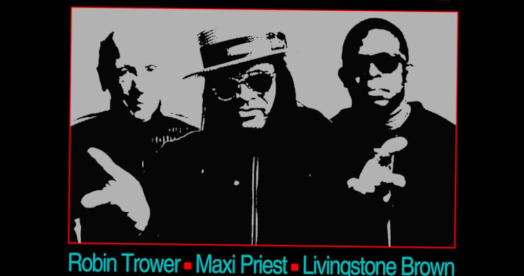 Robin Trower ja Maxi Priest yhteistyössä – katso uusi video